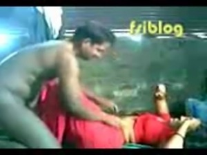 Horny Indian village couple sex free