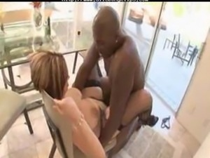 Karie Kox Loves Lex black ebony cumshots ebony swallow interracial
