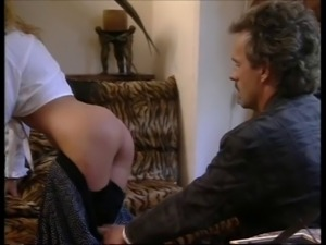 Joey Silvera fucks his client in the office