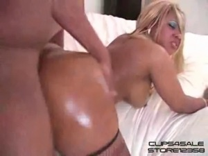 anal fuck in hairdressing salon