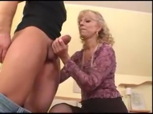 Mature Hot Mom Gets Straight An ... free