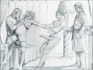 Classic and Vintage Horror Artwork free