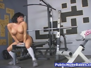 Watch this awesome naughty porn video featuring a hot and sexy busty chick as...