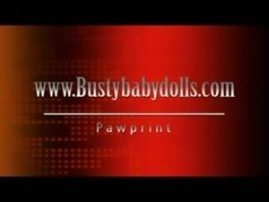 BBW Amateur - Pawprint free