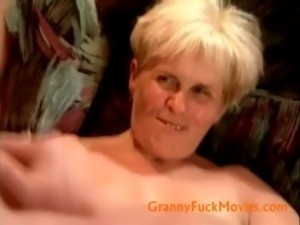 filthy hairy granny pussy fucked free