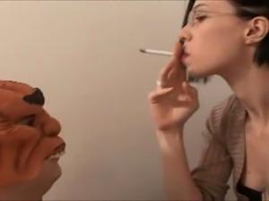 Smoking Fetish 4