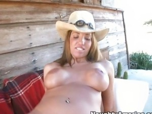 Kelly Divine - Naughty Country Girls