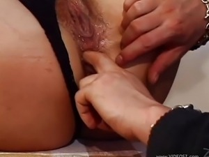 Anal with blonde Nikki Sun