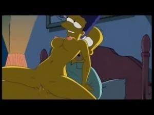 Simpsons porn free