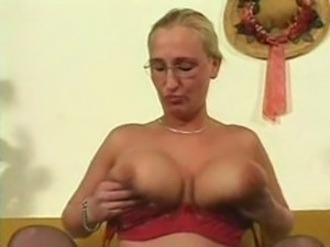 german grandmother fucks