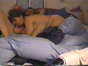 Hot couple tapes the fucking slut