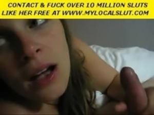 Sucking and talking dirty free