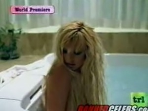 Britney Spears In Her Video