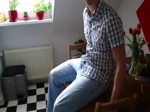 Chubby German Neighbour - Dicke deutsche Nachbarin gefickt