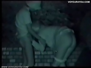 Horny couples sex fantasy park