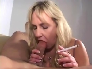 Smoking Fetish - Cock smoking Grannies 2008