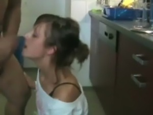 Big Brother has Fun With silly Sister's Mouth free