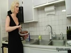 blonde milf fucking big cock free