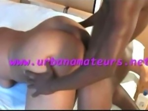 Big ass ebony fucked