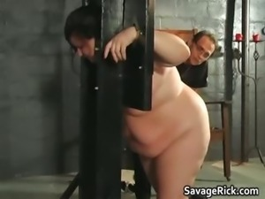 BBW bdsm hardcore clip 10 by SavageRick part4