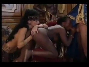 Fucking and Fisting Black Girl