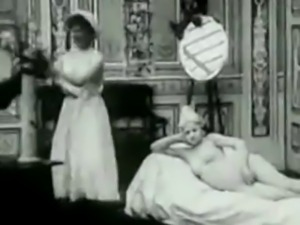 Vintage Erotic Movie 3 - The Saucy Chambermaid 1907