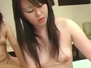 Japanese slut fist fucked in her loose vagina