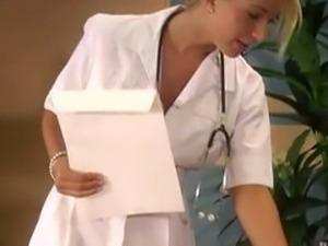 Nurse Sammie Rhodes