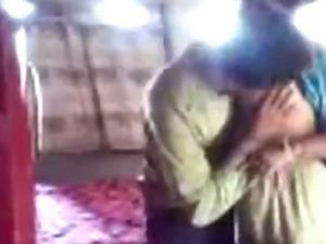 Horny Bengali wife secretly sucks and fucks in a dressed quickie, bengali audio