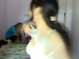 ENF - Indian girl stripped by brother infront of her boyfriend