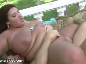 Bbw kandi kobain gets nailed hard
