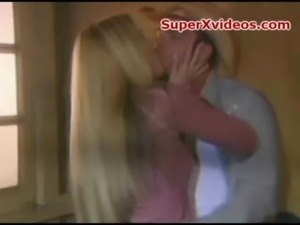 Nasty blonde eating cums free