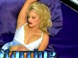 Young Shyla Stylez swallows about 20 loads