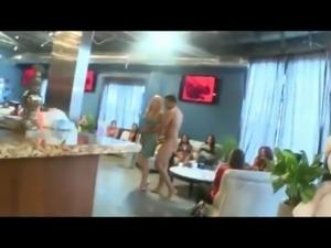 blonde bride fuck stripper free