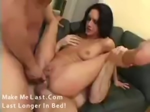 Double Penetrating The Nasty Blonde Chick free