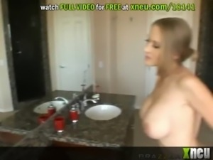 Abby Rode Rides Her Personal Trainer's Huge Cock free
