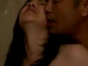 Asian milf slut housewife hard fuck action