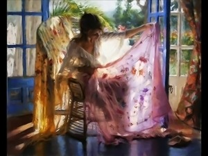 Sensual Erotic Art of Vicente Romero Redondo