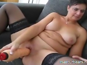 50 years housewife Milf and Granny from Innsbruck. During a trip in Amsteram...