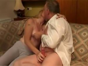 British Mature Lady Gets Fucked Rough