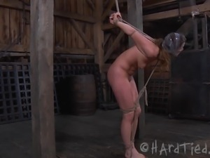 ass and mouth fucked by her executor