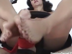 Oriental MILF got screwed
