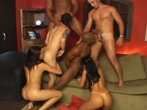 Bisexual swingers 5