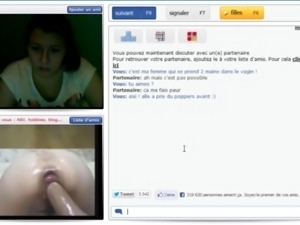 Epic girls reactions on webcam 5