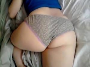 Wife's ass