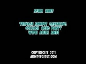 ashli ames armpit gangbang free