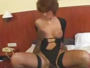 Granny Doing Black Schlong mature mature porn granny old cumshots cumshot