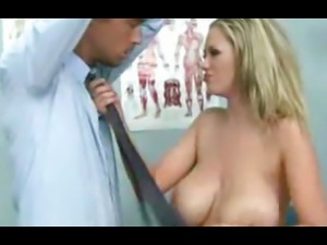 Katie Kox at the Doctor's Office
