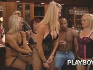 Playboy swingers behind the scenes