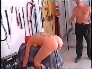 2 old men training young slave girl part 1.VOB free